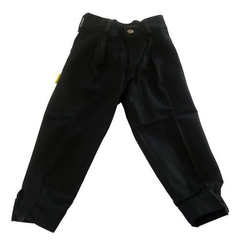 pantalón bombacha campo  niños lisa marca pampero
