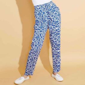 9bbfdcd6042f Pantalon Bonito Damaholly Land G4 Color Azul Ivory 1 Ws883 A