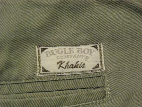 pantalon bugle boy talla w38 l30 con pinzas