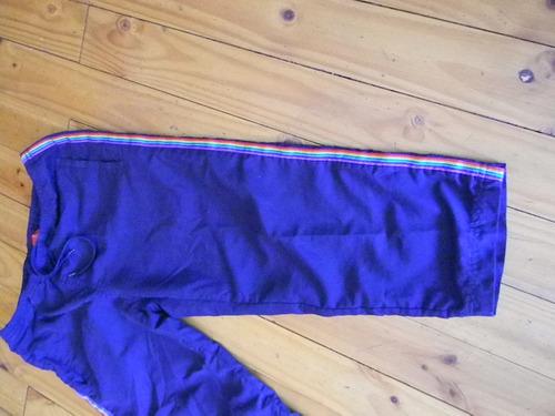pantalon buzo pescador
