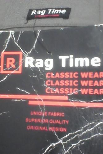 pantalon caballero marca rang time classic import