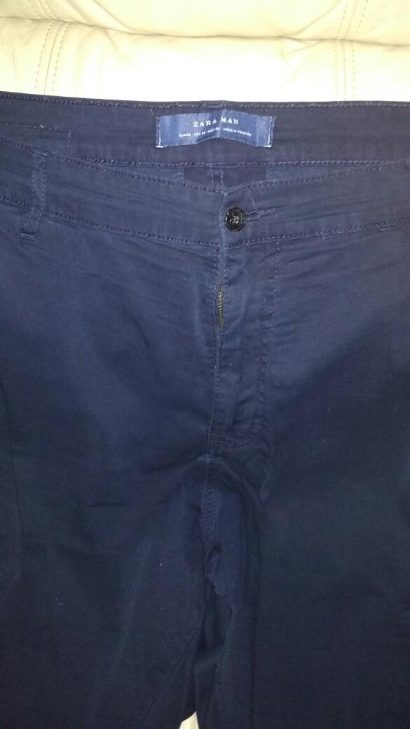Pantalon Marca Zara Caballero 36 Talla Cargando Zoom nnrHx5UqO 08b4a569997