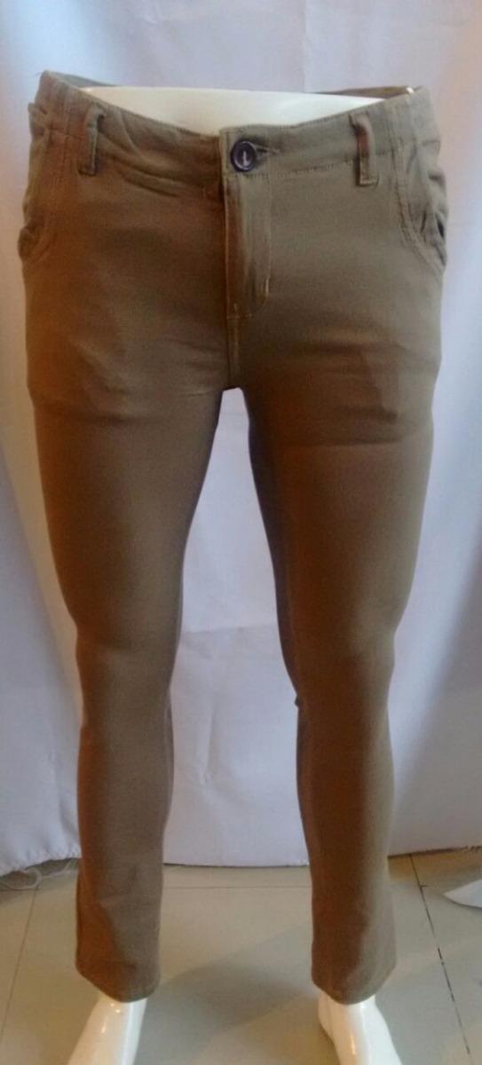 aeab08bf30481 Pantalon Cafe Para Hombre -   650.00 en Mercado Libre