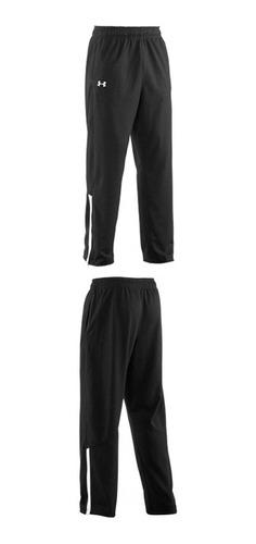 pantalon campus color negro talle m hombre under armour