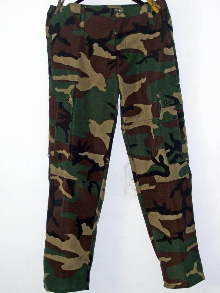 Pantalon Camuflado En Color Militar - $ 1.200,00 en ...