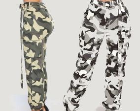 la mejor actitud 911d2 6d153 Pantalon Camuflado Para Dama Importado