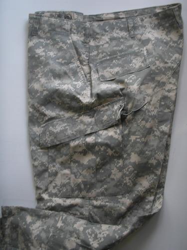 pantalón camuflado us army desert acu made in usa usado 34
