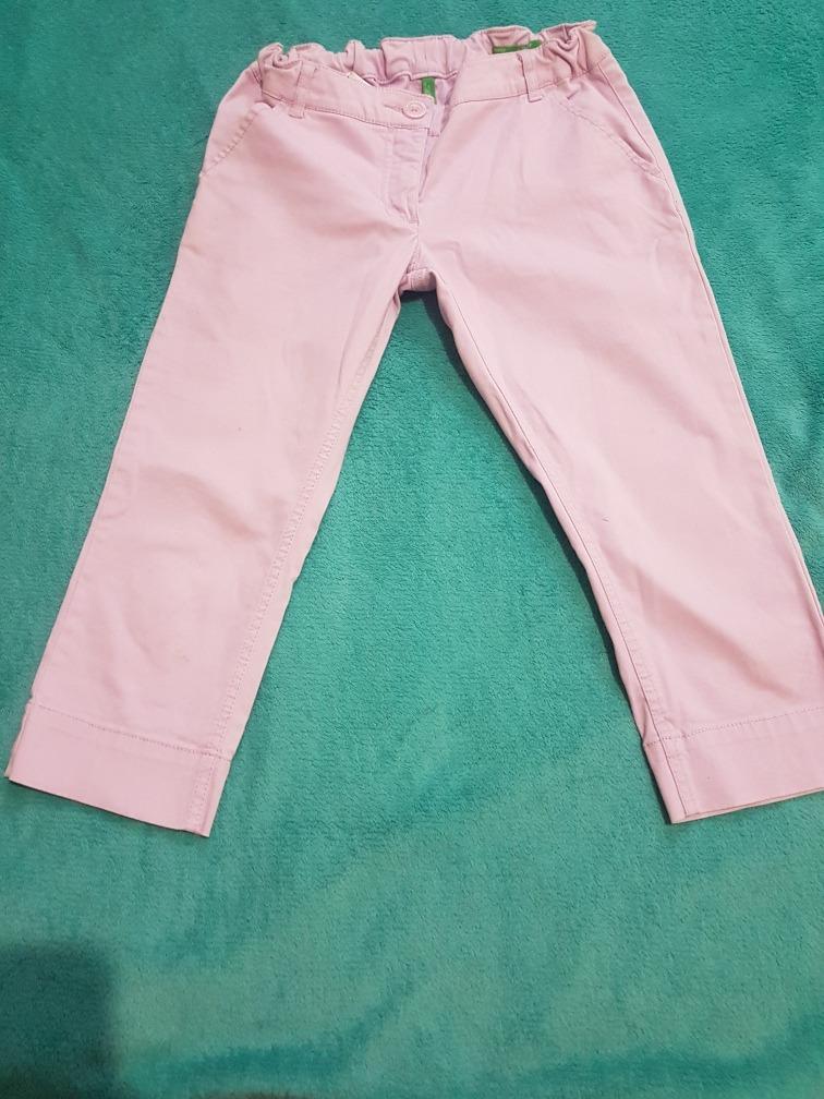 comprar original tienda oficial 100% autentico Pantalon Capri Benetton Niña Talla 12 - Bs. 55.000,00