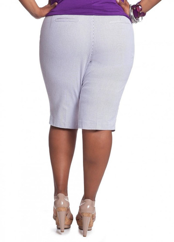 pantalon capri corto short talla extra xl lila, azul naranja