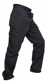 imágenes detalladas paquete elegante y resistente imágenes oficiales Pantalon Cargo Antidesgarro Policia Seguridad Tactico Moda