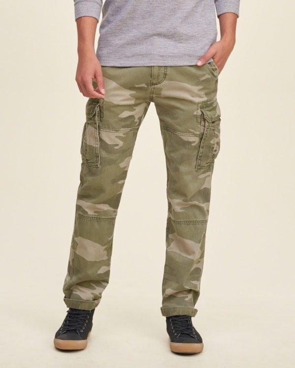 Pantalon Cargo Chinos Abercrombie Hombre Importado De Eeuu - S ... a1587f54a610