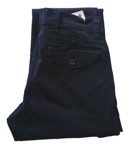 pantalón cargo elastizado marca pampero