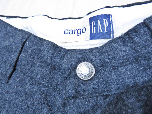 pantalon cargo gap seminuevo muy calientito para niño! #93