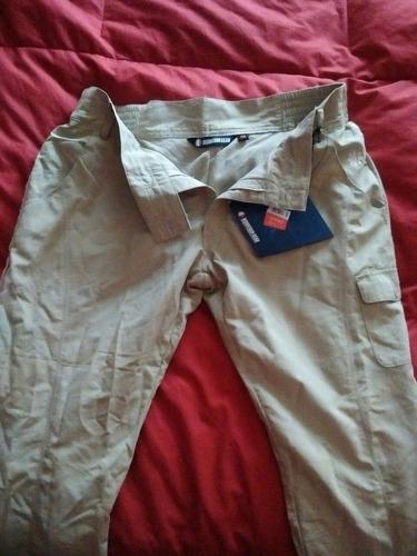 pantalón cargo moutain gear no columbia no merrel