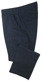 Cargo Azul Pantalon Con Mujer Polar Forro sQohxtdrCB