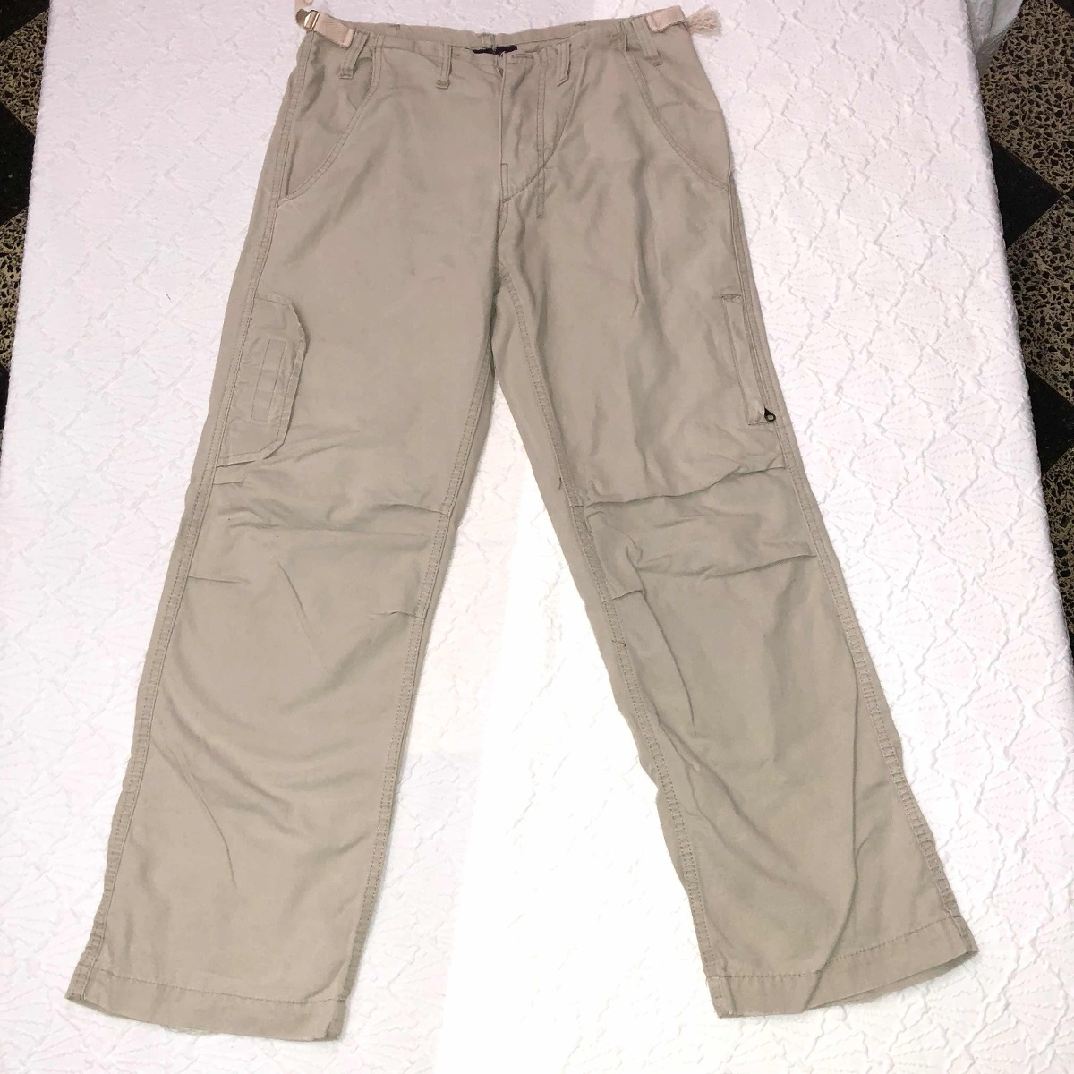 En 00 Pantalon Talle Cargo Mercado Narrow 31 Libre Hombre550 zMpSUV