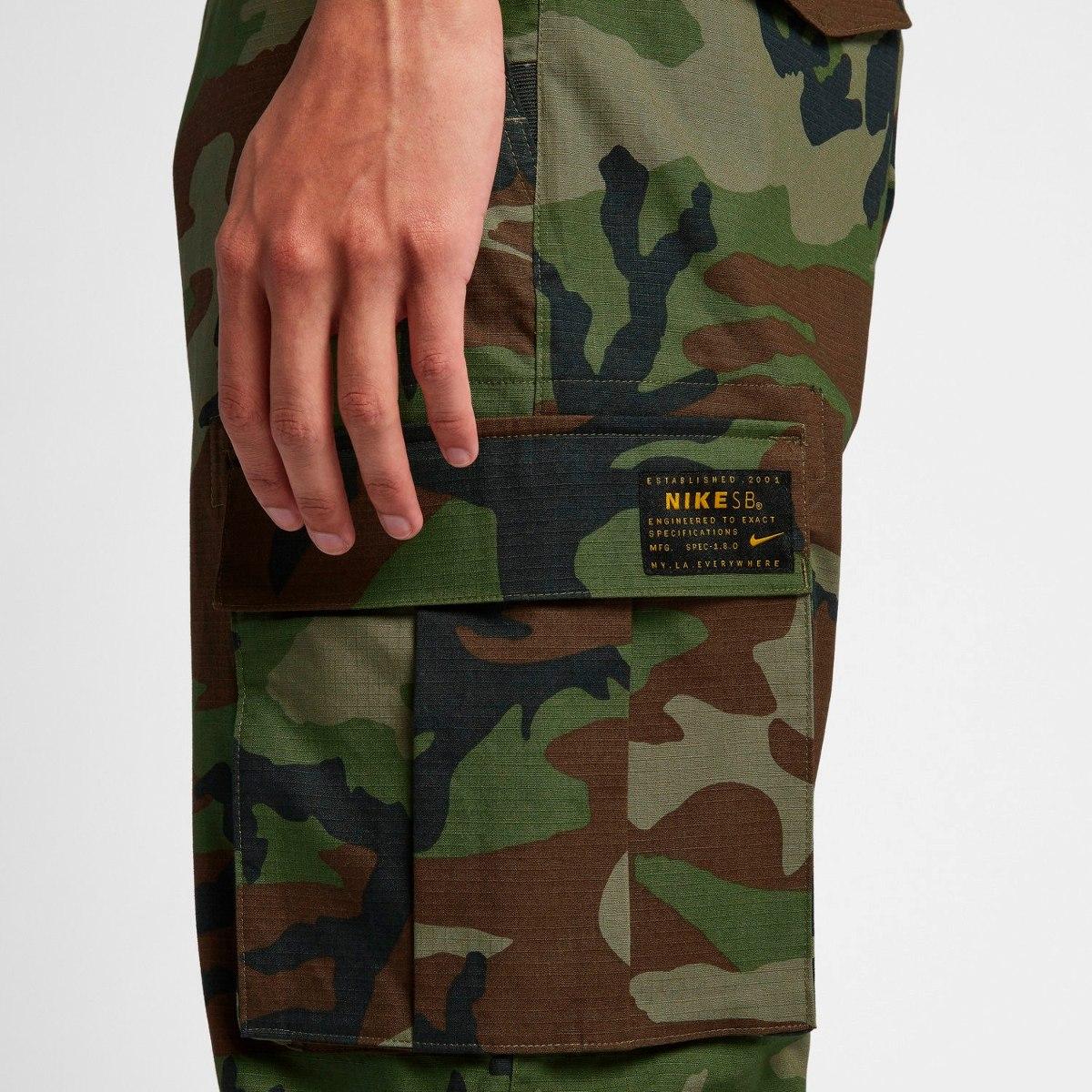 d026dd3377aa9 pantalón cargo nike sb flex ftm camuflado hombre nike sb. Cargando zoom.