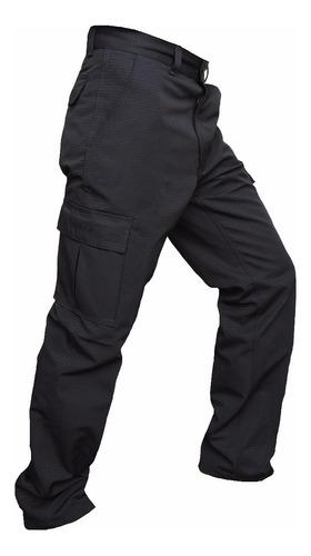 pantalon cargo ripstop  policia seguridad moto trabajo tiro