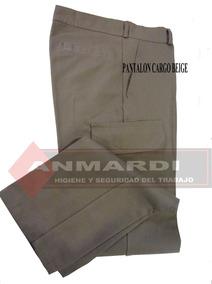 1ba29f7533e Pantalon Algodon Marron - Ropa de Trabajo en Mercado Libre Argentina