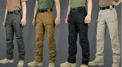 pantalón cargo táctico outdoor camuflajeurbano.cl