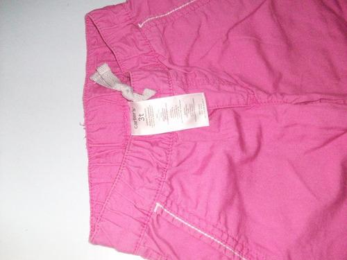 pantalón carters importado original toddlerbambin de algodon