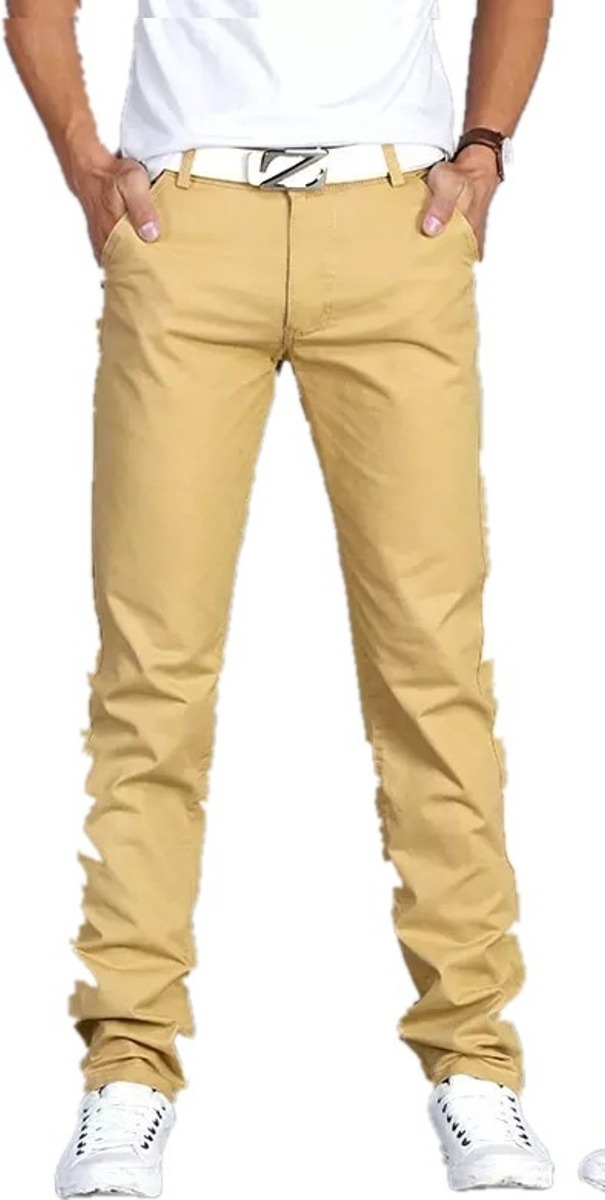 f0d3e17980 pantalon casual de vestir slimfit skinny envio gratis 9color. Cargando zoom.