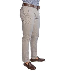 Para estrenar 2196f 5271f Pantalón Casual Hombre ((slim Fit) Varios Colores