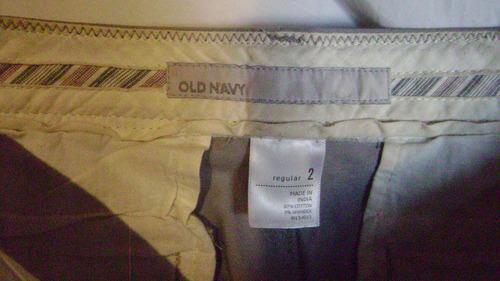 pantalon casual old navy