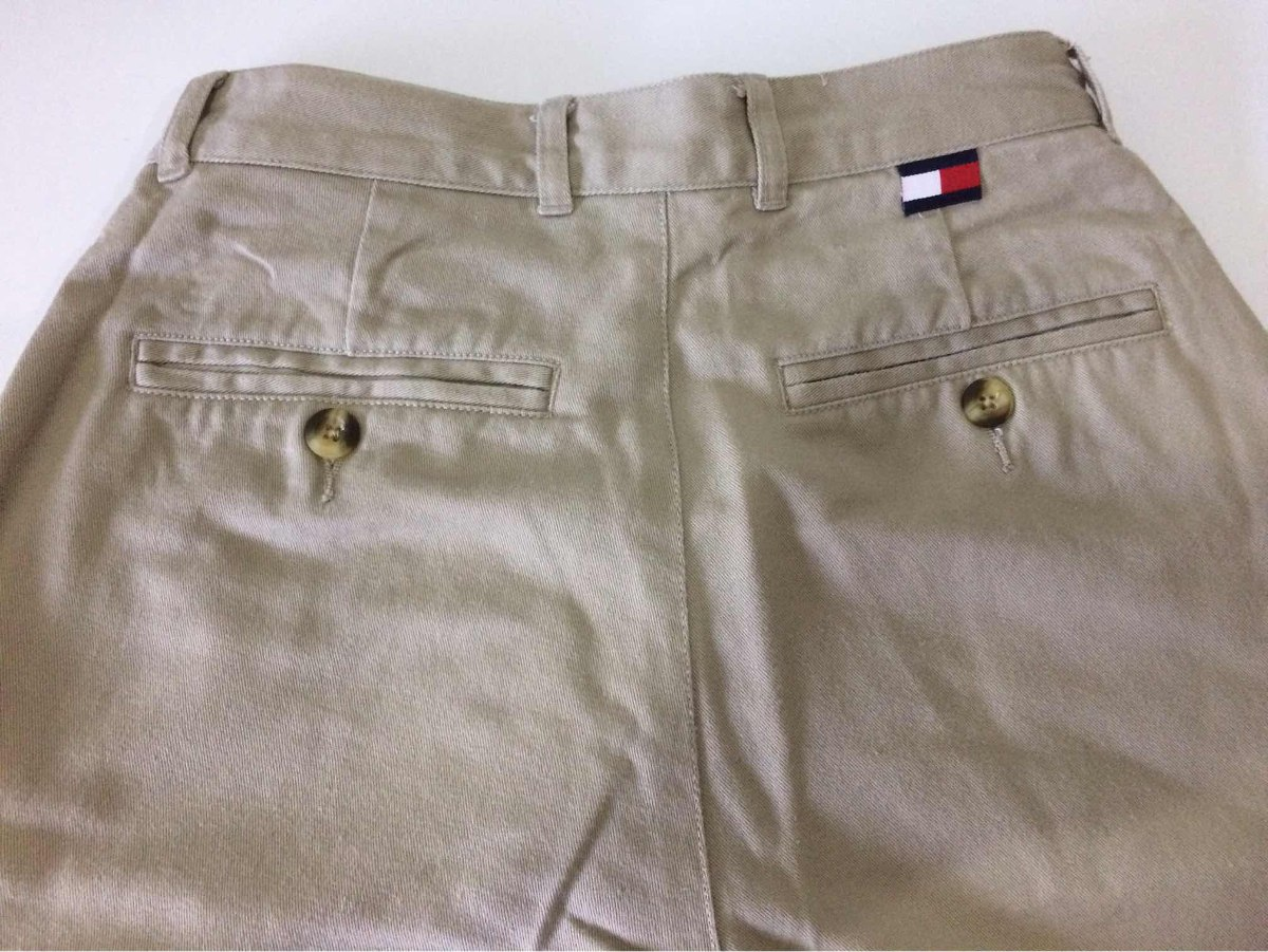 187deb853c3 pantalón casual para niños tommy hilfiger talla 10. Cargando zoom.