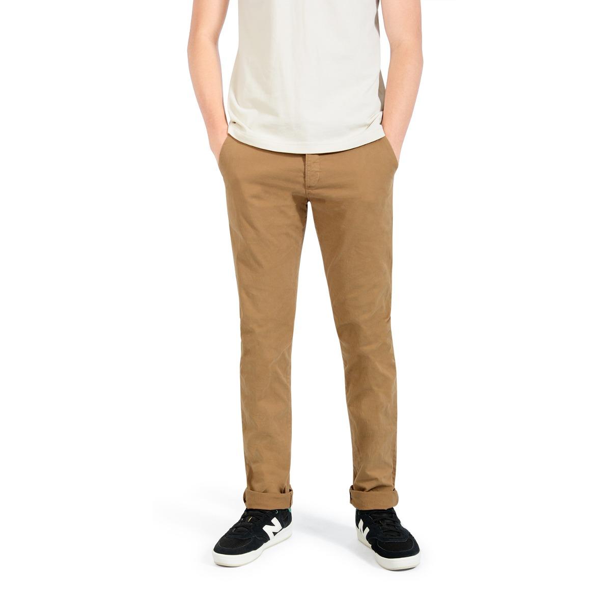 86bf5a64e5c90 Pantalon Cavalier Color Siete Para Hombre - Cafe -   169.900 en ...