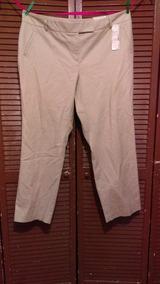 0f11128ec5ec Pantalon Beige Lino 20w 2xl Xxl 2x Tallas Extras Grande Vrn - Ropa ...