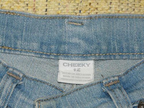 pantalon cheeky usado