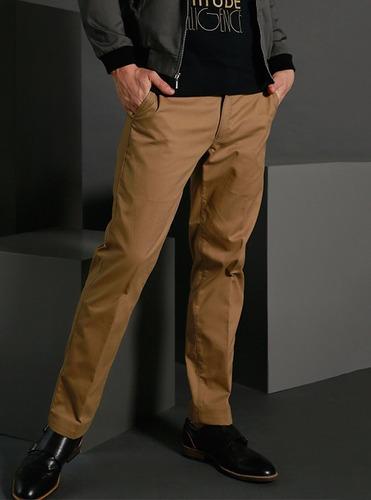 pantalón chino mostaza galo bertin