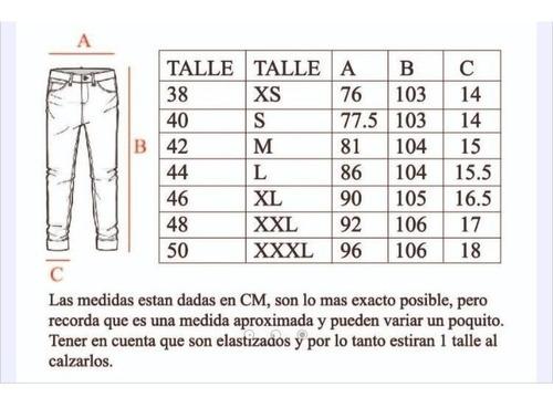 pantalon chupin de gabardina corte de vestir de hombre
