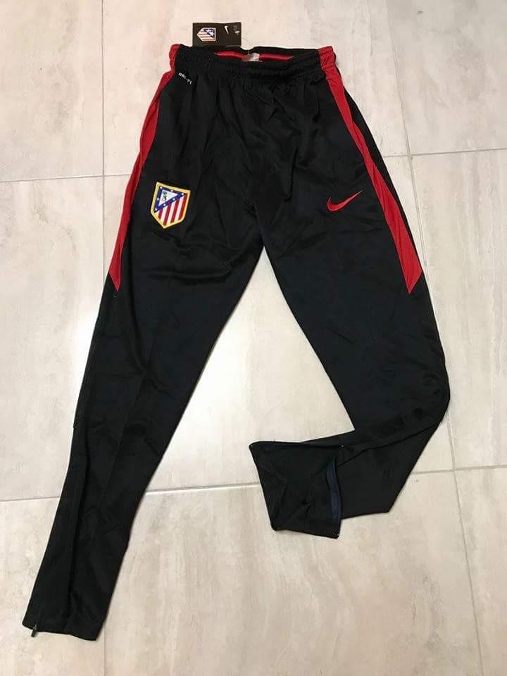 587c0ab858e64 pantalon chupin entrenamiento atletico madrid 2017. Cargando zoom.
