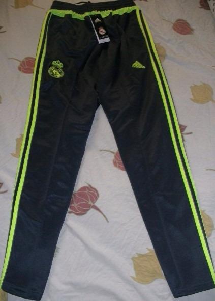 7ad4f25e40069 Pantalon Chupin Entrenamiento Real Madrid 2016 Original -   799