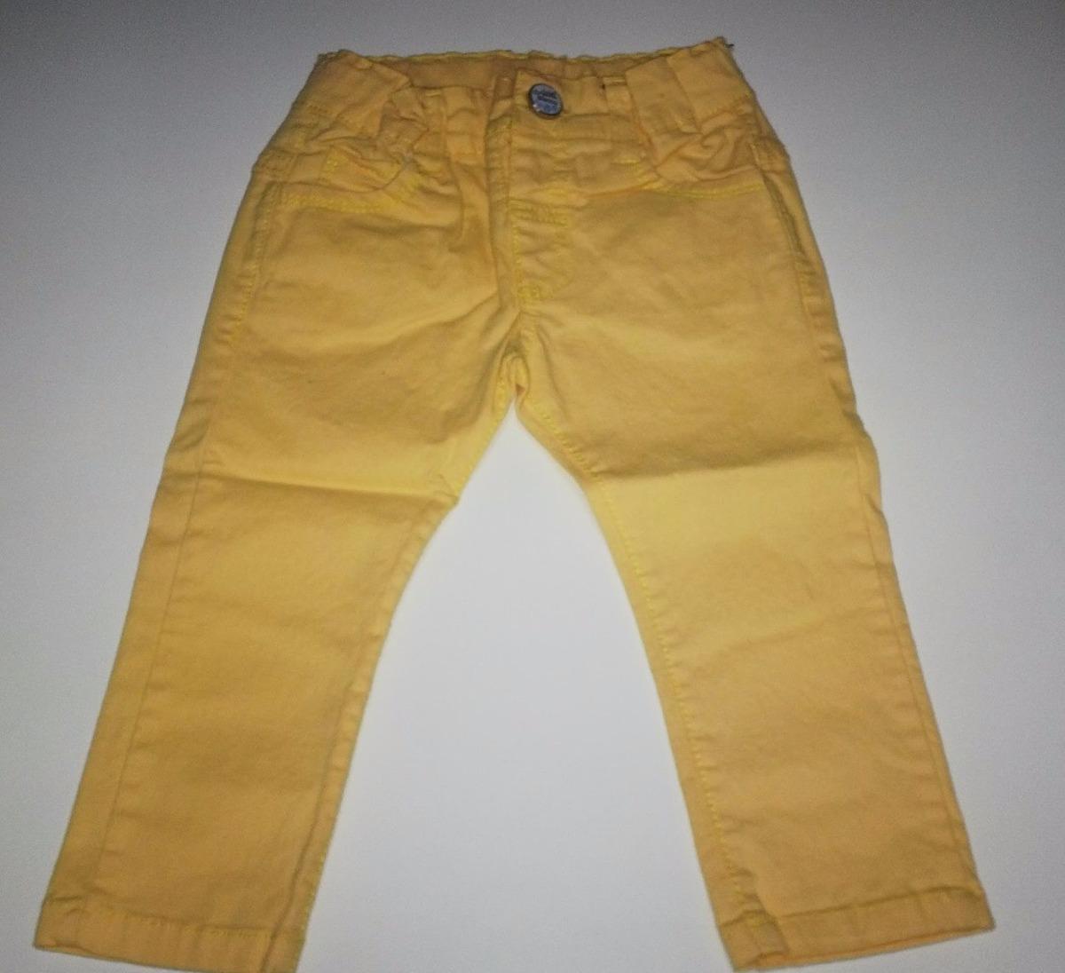 88ccce32c Pantalon Chupin Gabardina Bebe 12 A 18 Meses Exc. Calidad - $ 279,00 ...