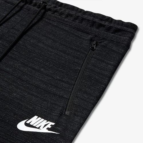 pantalon chupin hombre nike advance 15 knit tejido jogging