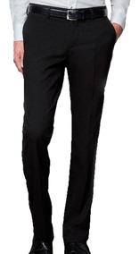 Pantalon Chupin Hombre Pantalon De Vestir Slim