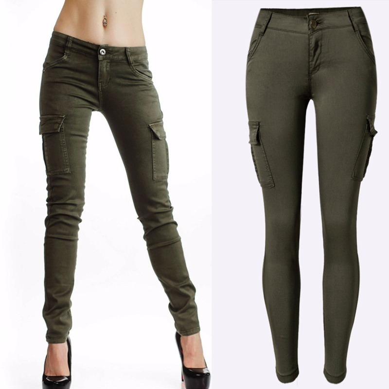 Ropa de Mujer - Levis Jeans Verdes Comprar Barato - loadingtag.ga