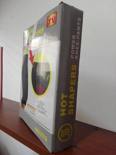 pantalón clásico hot shapers nuevo promoción 115 mil pesos
