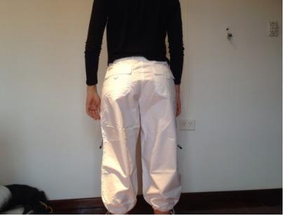 pantalon club med deportivo ajustable excelente calidad