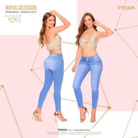 7112944776 Pantalones Frida Ciclon Dama - Pantalones y Jeans de Mujer Jean en ...