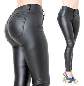 24841d8ee81d Pantalon Colombiano Levanta Pomp Tipo Cuero Lowla Ccs2b0719