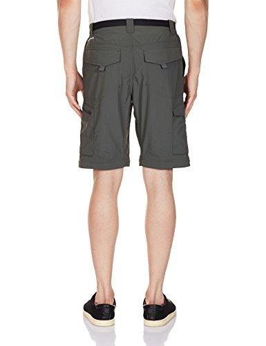 Columbia Silver Ridge AL-Convertible Pantalones Convertibles Para Hombre