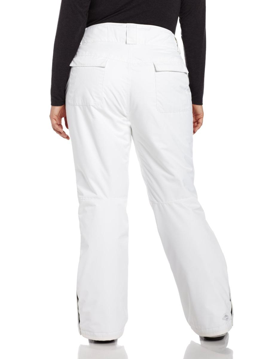 Libre En Mujer 773 3x S Columbia Mercado 00 Pantalón Blanco Bugaboo S4wvxcq