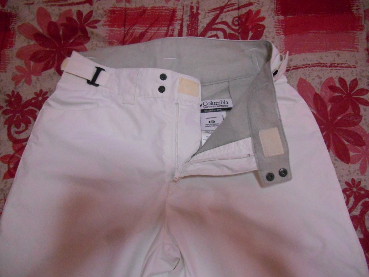 Para 800 Lluvia Columbia Impecable Nieve O Titanium Pantalon 1 EPUnqE