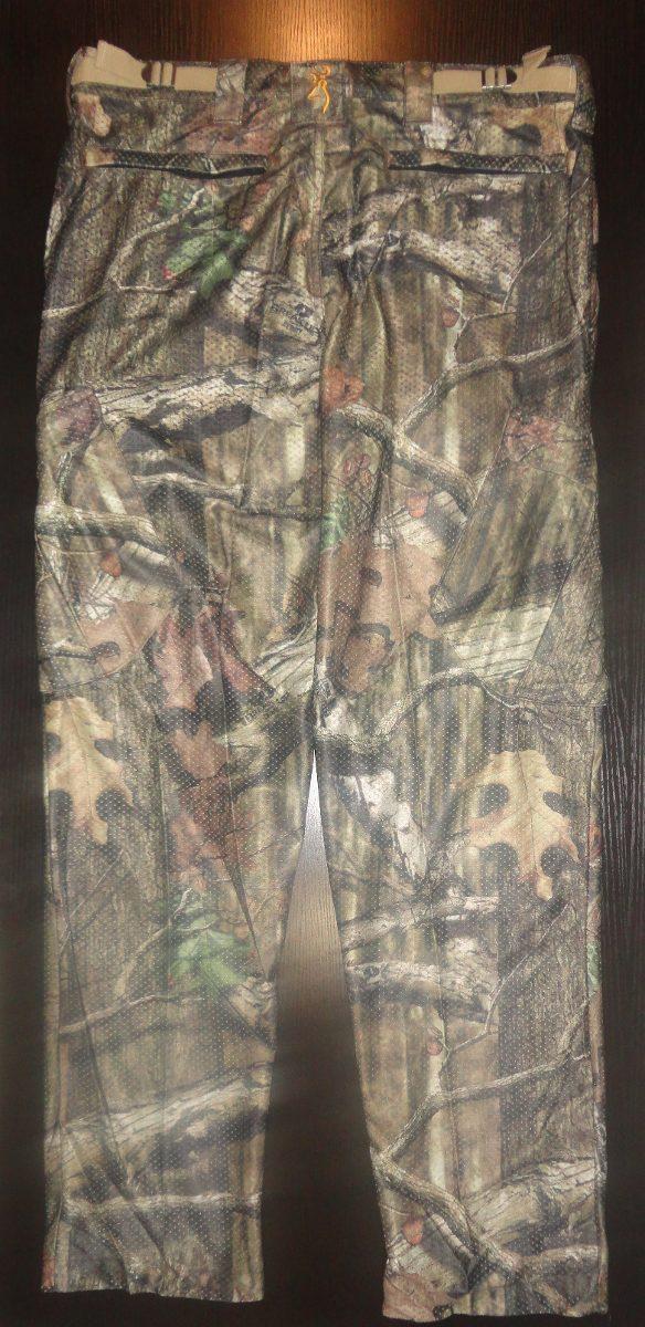 09bbe700b3 pantalón con camuflaje para hombre browning caza talla m. Cargando zoom.