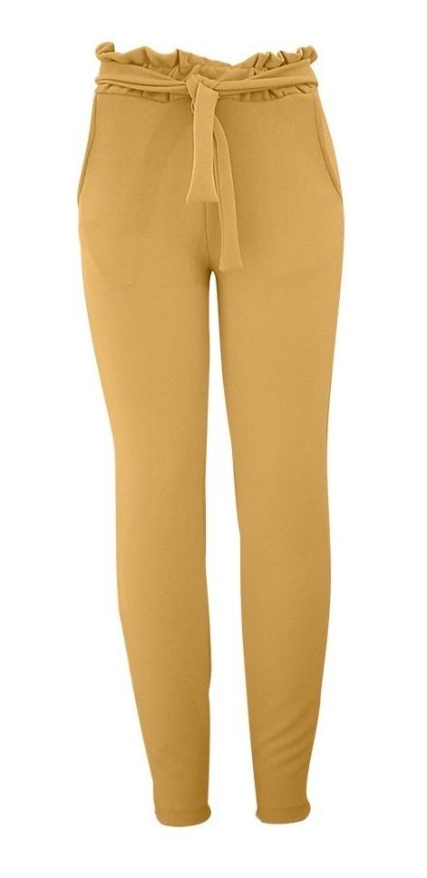Pantalones De Tela De Moda Tienda Online De Zapatos Ropa Y Complementos De Marca