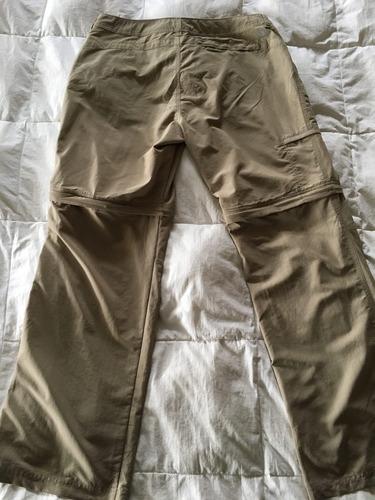 pantalón convertible a bermuda guide series talla 12